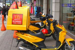 Mcdelivery complaints contact