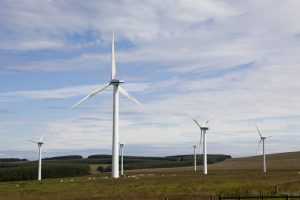 Scottish power wind farm