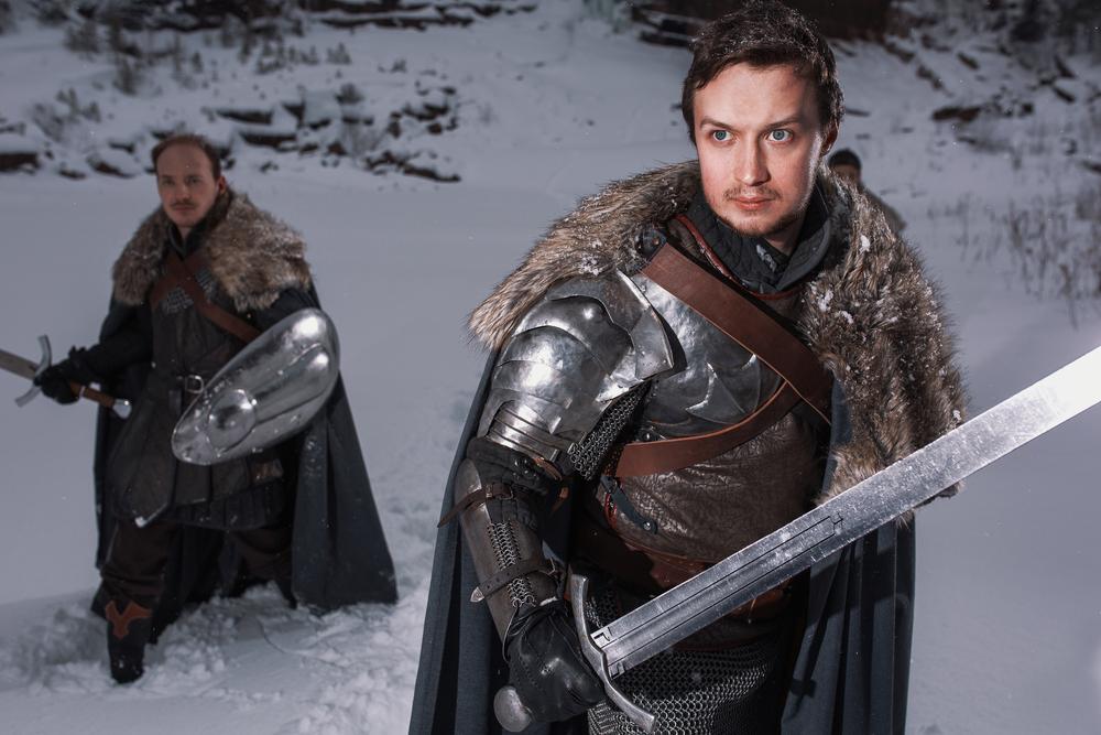 Game of Thrones TV scene