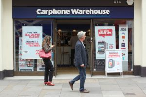Carphone Warehouse London