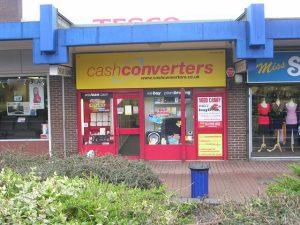 Cash Converters Storefront