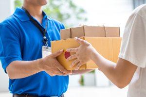 Yodel delivery complaints