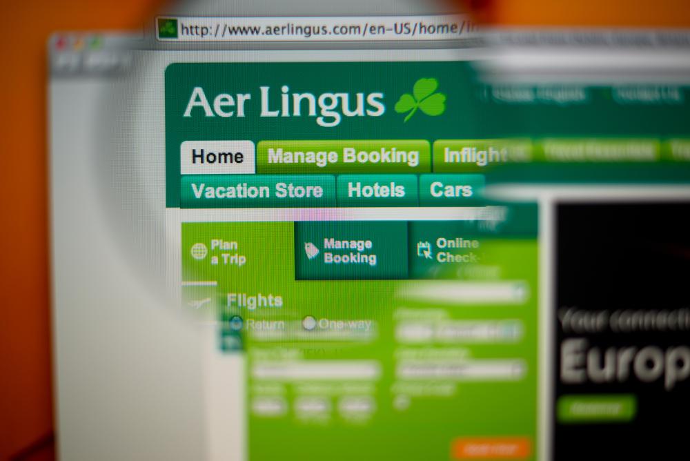 aer lingus booking complaints