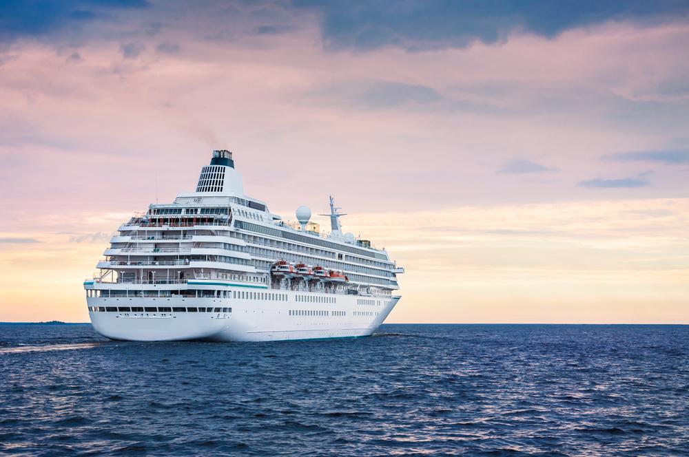 cunard cruise liner