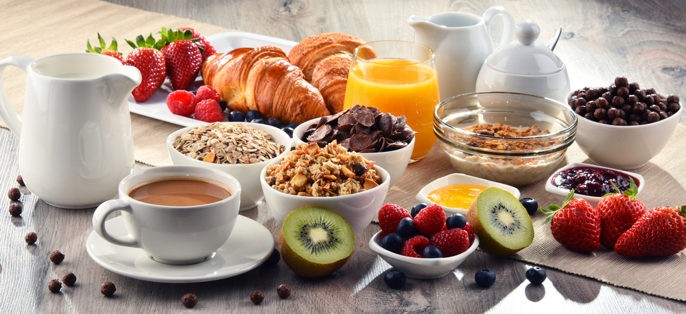 Premier Inn breakfast
