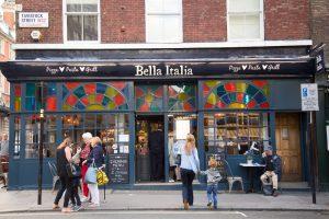 Bella Italia Complaints Number - 0843 816 6141