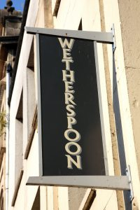 Wetherspoon Complaints - 0844 248 1488