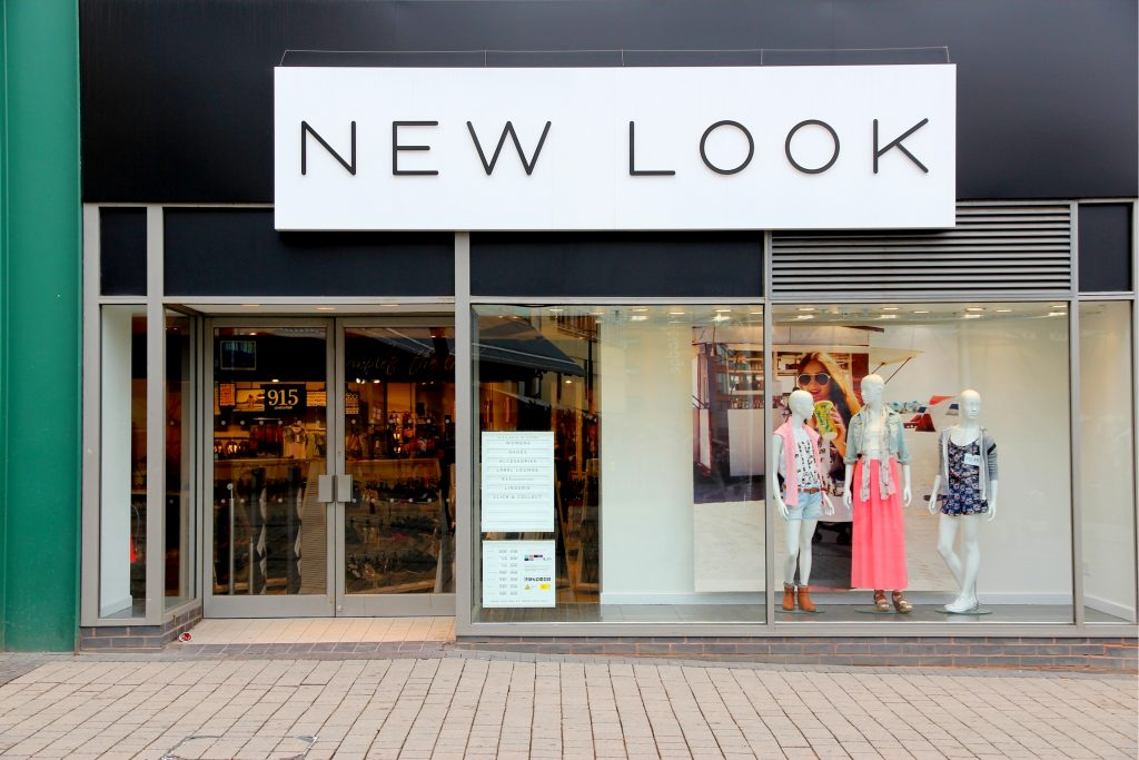 New Look to Shut Down 60 Stores