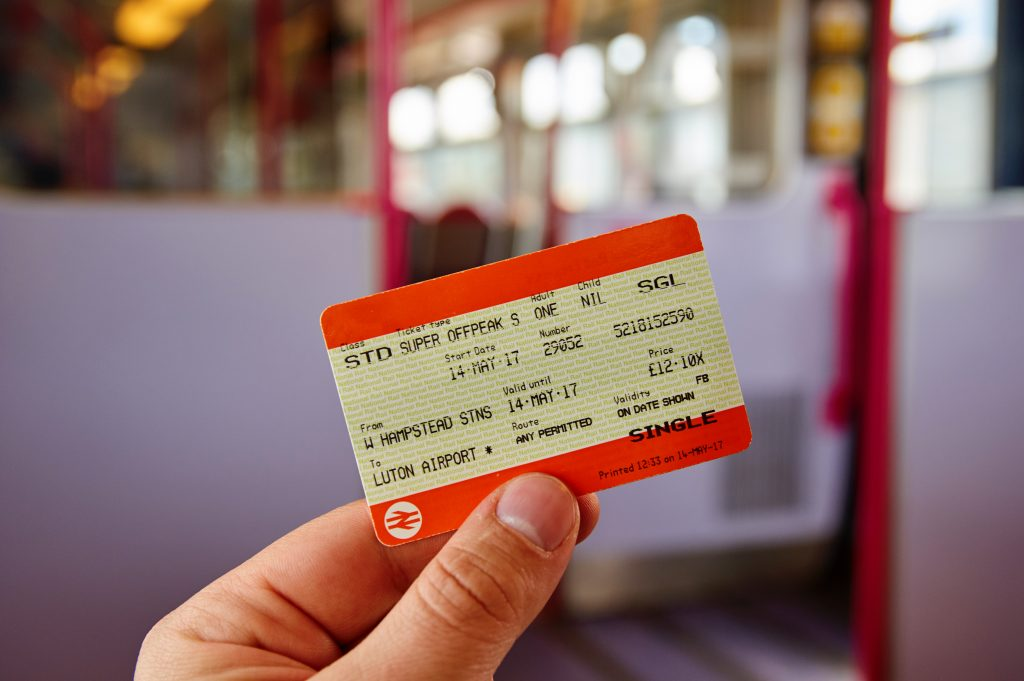 Railway Fare Reform for Train Ticket Systems