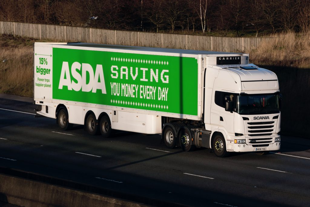 Asda Delivery Nightmares