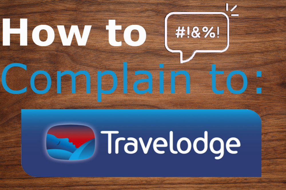 how to complain about travelodge