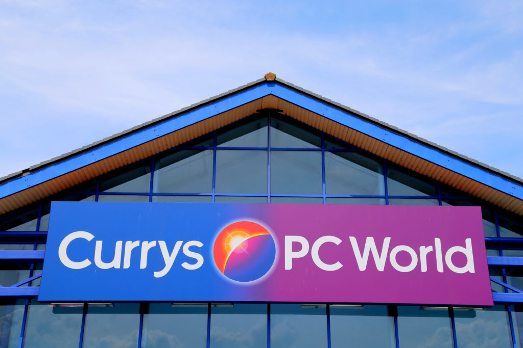 Currys - How to Complain