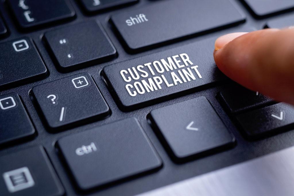 Complaint E-mail Template
