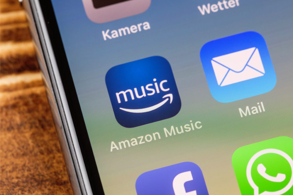 Free Amazon Music to Challenge Spotify Streaming