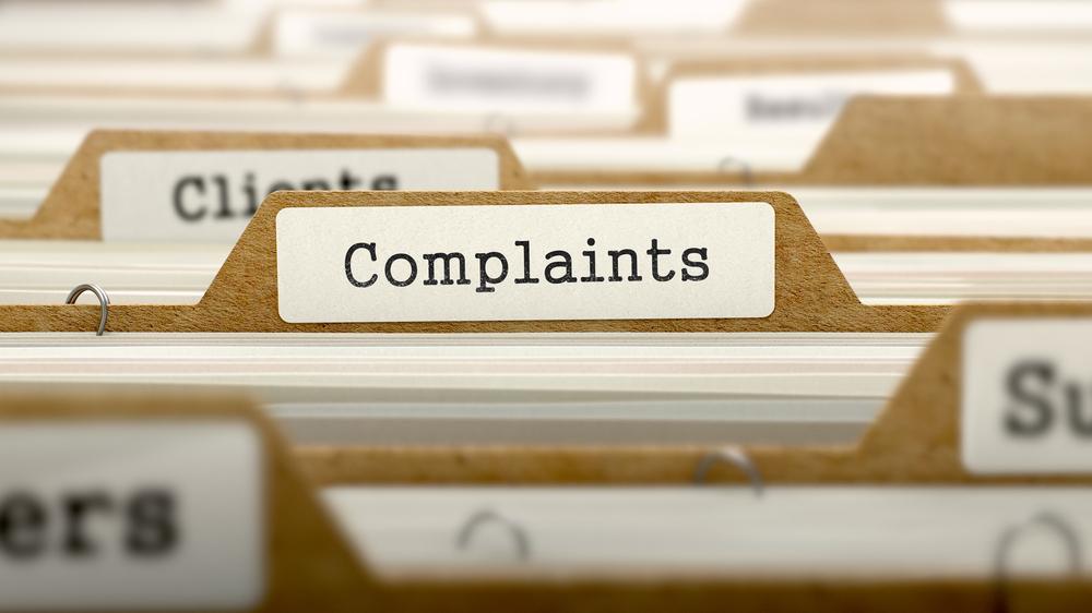 school complaint letter template
