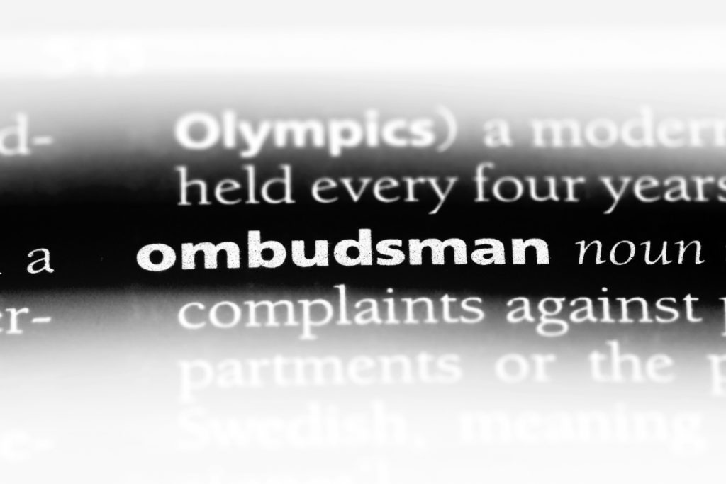 Financial Ombudsman Complaint Letter Template