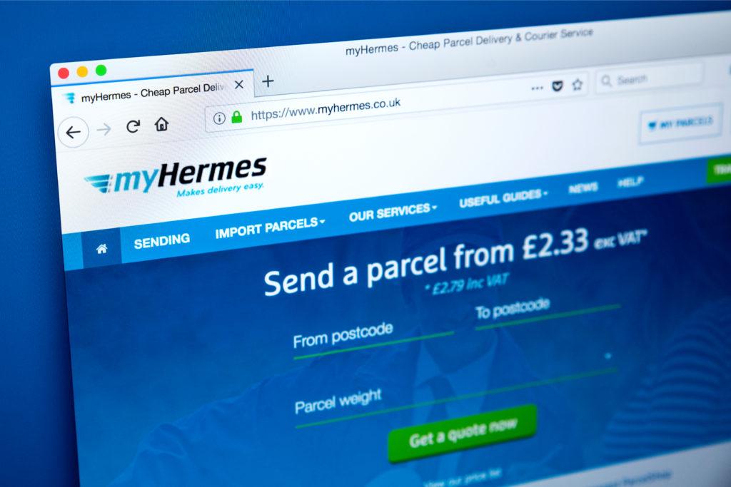 Hermes complain